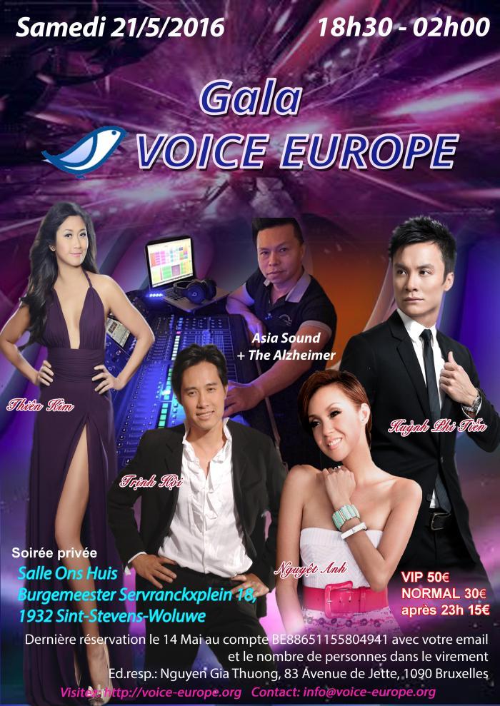 Affiche Gala Voice 21_05